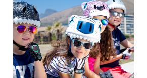 Шлемы Сrazy Safety. Крутые шлемы в виде животных