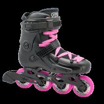 Ролики FR Skates FRW 80 BLACK/PINK
