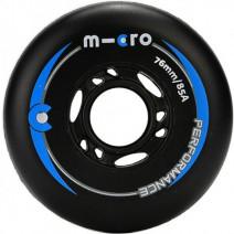 Колеса Micro Performance Black (4 шт)