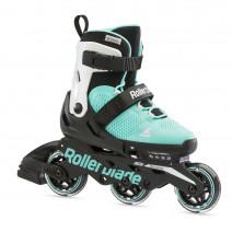 Дитячі ролики Rollerblade Microblade 3WD G 2021 Aqua/White