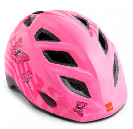 Дитячий шолом MET Pink Butterflies