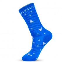 Шкарпетки Micro Skates Blue