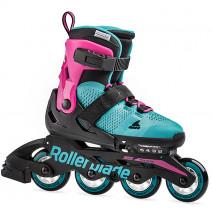 Дитячі ролики Rollerblade Microblade G Pink/Emerald