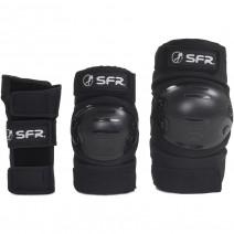Дитячий захист SFR Ramp Junior Black