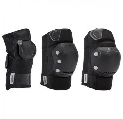 Захист Oxelo Fit 500 black/grey