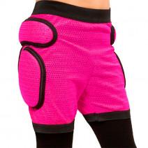 Дитячі захисні шорти Sport Gear Pink