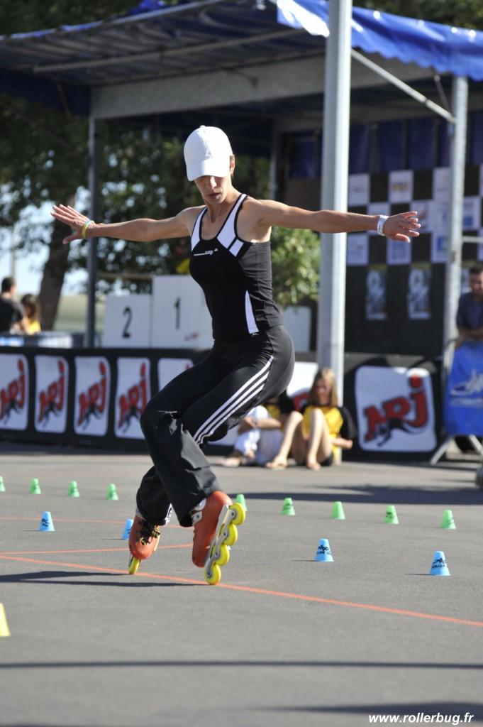 Бокой Марина - чемпионка мира по артистик слалому 2009