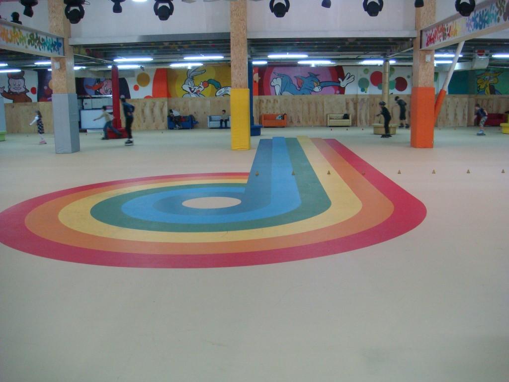 Центр площадки