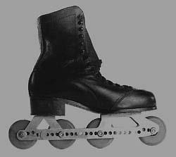 Первые Rollerblade