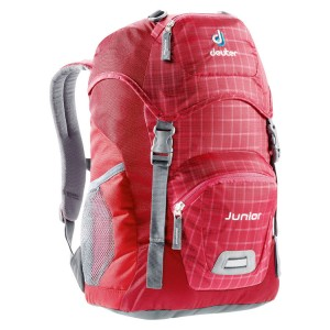 Дитячий рюкзак Deuter Junior Red