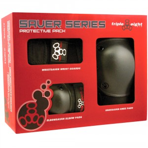 Защита Triple Eight Saver Series 3 pack