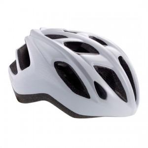 Шлем Met Espresso White/Silver