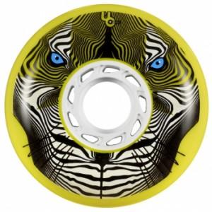 Колеса для роликов Undercover Tiger Bullet 80мм/86A SUN