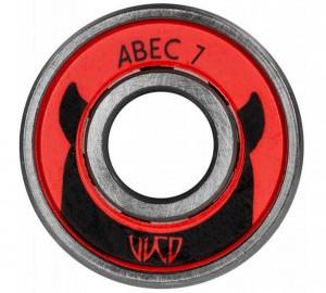 Подшипники для ролкиов WICKED ABEC 7 608, 16-Pack