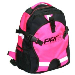 Детский рюкзак для роликов PRO-R Junior neon pink