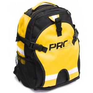 Детский рюкзак для роликов PRO-R Junior yellow