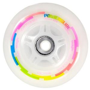 Светящиеся колеса для роликов Fothon