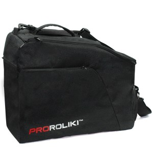 Cумка для роликов PRO Family Skate Bag Black
