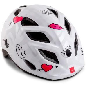 Детский шлем Met White Icons