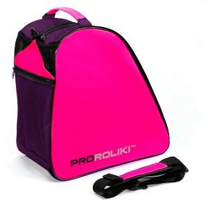 Сумка для роликов PRO-R Cordura Violet/Pink