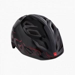 Детский шлем MET Black Flame
