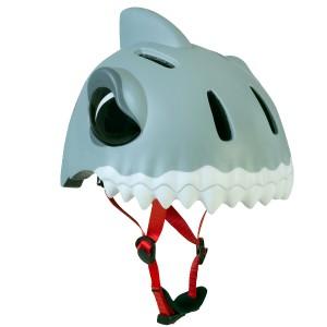 Шолом Crazy Safety White Shark