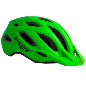 Шлем MET Crossover Road/MTB Helmet Green