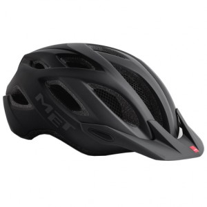 Шлем MET Crossover Road/MTB Helmet Black