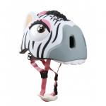 crazy safety zebra