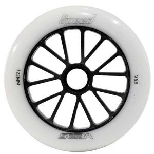 Колеса для роликов SEBA  Speed 125mm/86А (6 шт.)