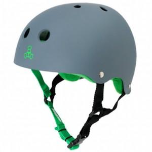 Шлем T8 Brainsaver Rubber Carbon