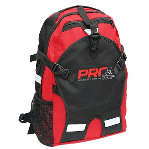 Рюкзак для роликов PRO-R Red/Black