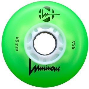 Колеса FRskates Luminous Green (4 шт)