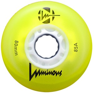 Колеса FR Skates Luminous Yellow (4шт)