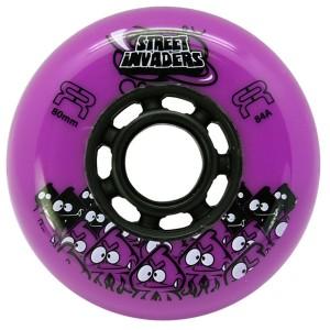 Колеса для роликов FR Street Invaders New Violet