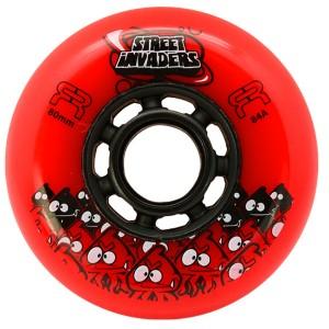 Колеса для роликов FR Street Invaders New Orange