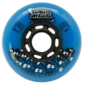 Колеса для роликов FR Street Invaders New Blue