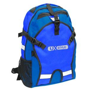 Рюкзак для роликов UX-Style  All Blue