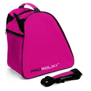 Сумка для роликов PRO-R OXFORD Pink