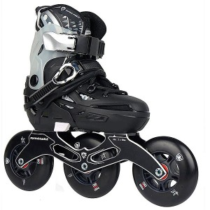 Ролики Flying Eagle S6S Junior Speed Black