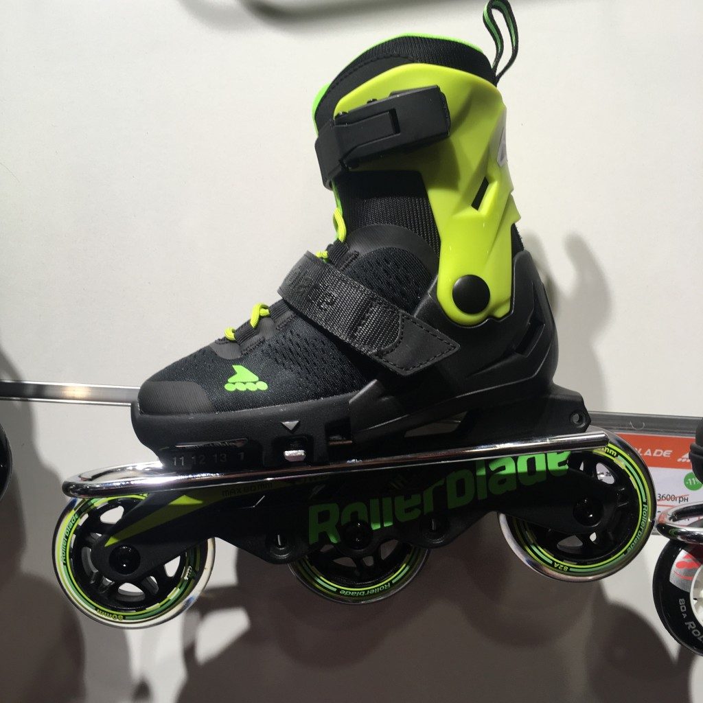 Rollerblade Microblade 3WD 2019