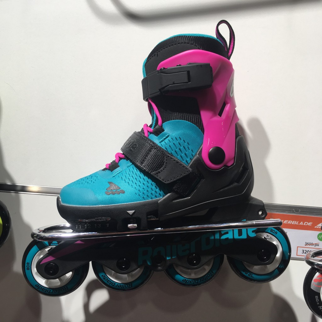 Rollerblade Microblade g pink emerald