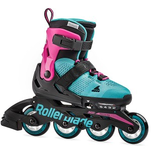 Rollerblade Microblade G pink-emerald-green 2019