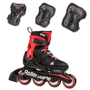 Rollerblade Microblade Combo 2021 Red