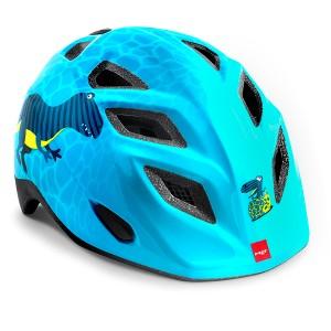 Шлем MET Blue Dinosaurs