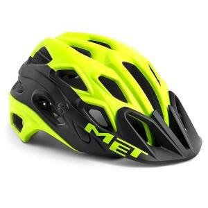 Шлем MET Lupo Yellow