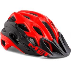 Шлем MET Lupo Red/Black