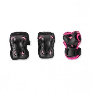 Детская защита Rollerblade SkateGear G 19 Black/Pink