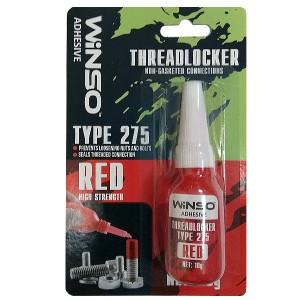 Фиксатор резьбы Winso Red 275