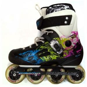 Ролики Rollerblade X5 Б/У